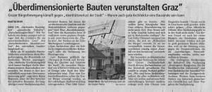 Salzburger Nachrichten, 6. Feb. 2014