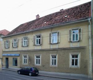 ehem. Bäckerei Leonhardstraße 61